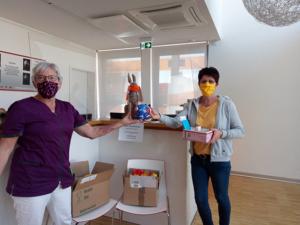 Masken Strahlentherapie Neckarsulm